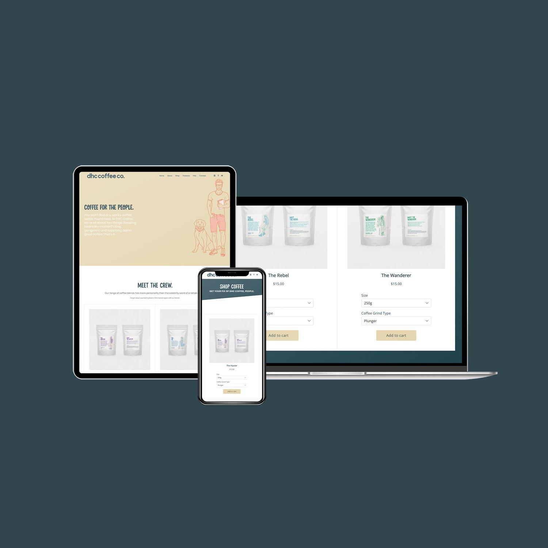 DHC-Coffee-Wordpress-Website